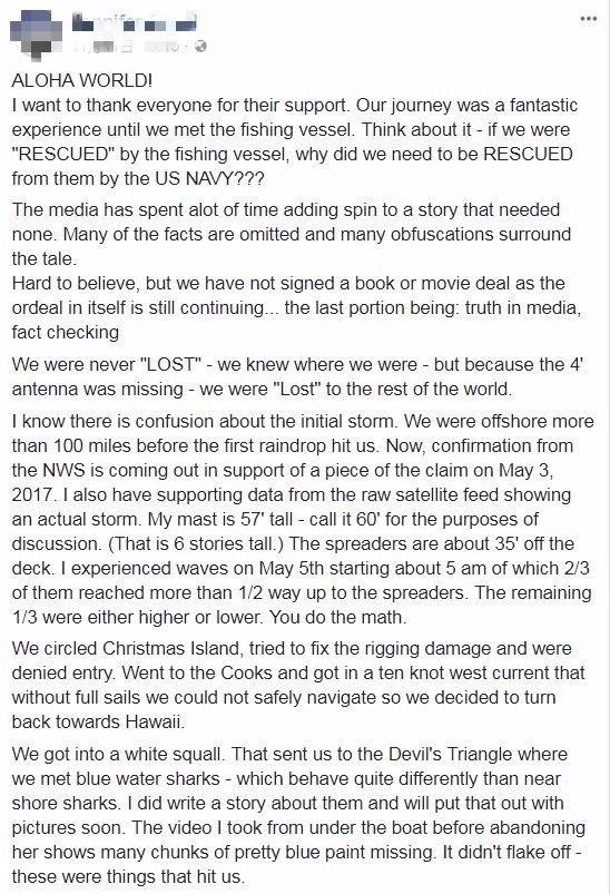艾培爾埋怨,到現在她還沒簽下任何書籍出版或電影合約。(圖擷自臉書)