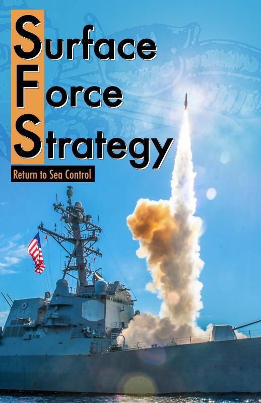 美國國防部1月9日發表《重返海洋控制》(Return to Sea Control)戰略白皮書。(圖擷取自《重返海洋控制》)
