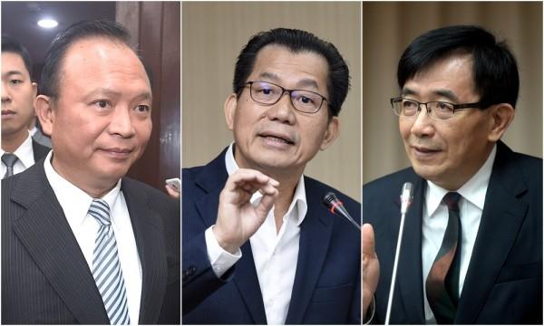 選後內閣大地震 吳宏謀、林聰賢、李應元請辭獲准