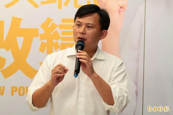 傳蔣月惠可能被褫奪公權,黃國昌發聲力挺。(資料照)
