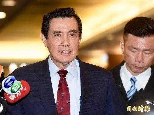 前總統馬英九時任台北市長任內被檢舉涉貪瀆特別費案,台北地檢署認定馬英九的罪證不足,今天將馬英九不起訴。(資料照,記者羅沛德攝)