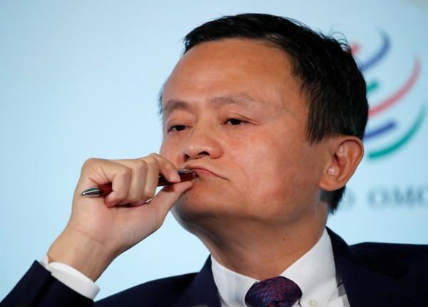 郭文贵表示,马云未来的下场不是「进监狱」就是「非正常死亡」。(路透资料照)