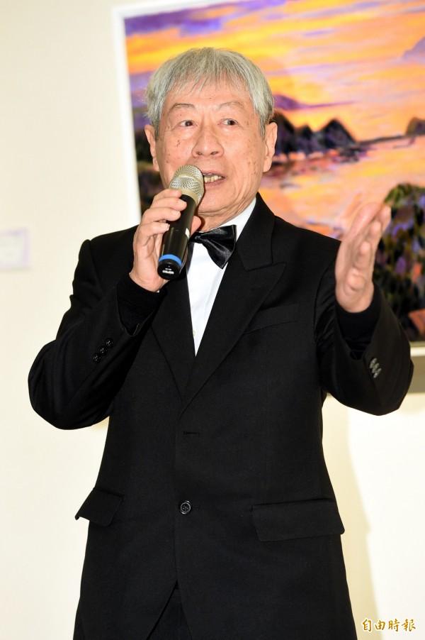 刺蔣案策劃人之一的鄭自才,受訪談及台灣轉型正義執行狀況,建議拆除象徵威權的中正紀念堂。(資料照,記者趙世勳攝)