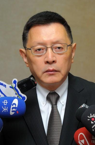 警政署長王卓鈞脫口而出說:「我的能力是不太好!」(資料照,記者王敏為攝)