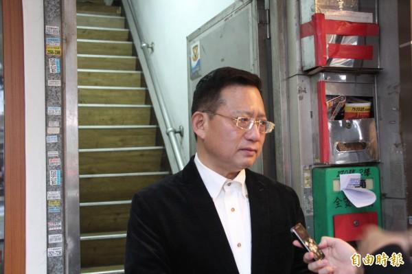 國民黨中央政策會副執行長吳育昇。(資料照)