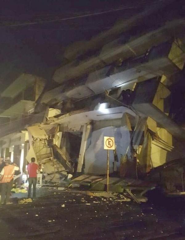 墨西哥8.1強震侵襲! 周邊各國傳海嘯已釀26死