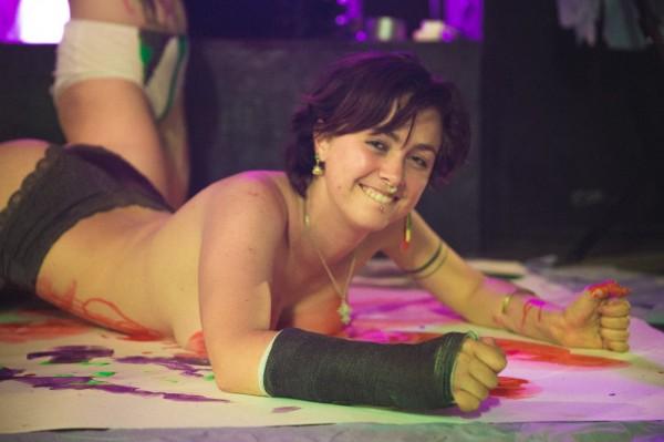 麥西雅絲表示,自己並不樂見外界「性化女體」。(擷取自臉書)