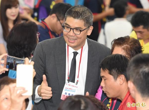 連勝文認為,若台灣沒有適當的文言文教育,那未來臺灣的年輕人恐無法理解許多有關台灣的歷史文獻。(資料照,記者廖振輝攝)