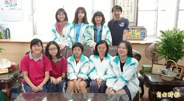 東女共47名學生錄取繁星。(記者張存薇攝)