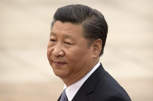 中國清華大學文科建設處日前公布「文科資深教授」名單,這些人多半是「頌習學者」,自由派學者都不在列。圖為中國國家主席習近平。(美聯社)