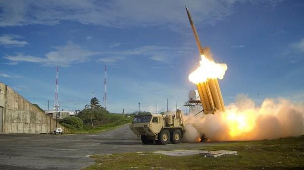 美國國防部再下訂單,向軍火商「洛克希德馬丁」(Lockheed Martin)購買更多的薩德反飛彈系統。(路透)