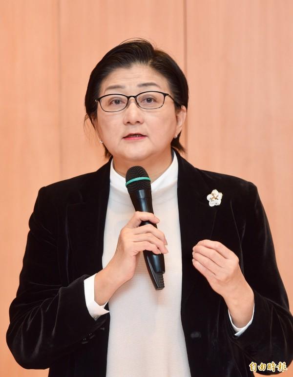 新任妇联会主委雷倩今天受访时指出,妇联会是「在金鱼缸里的鱼被监督」,所有的帐目都是清清楚楚的。(资料照,记者罗沛德摄)