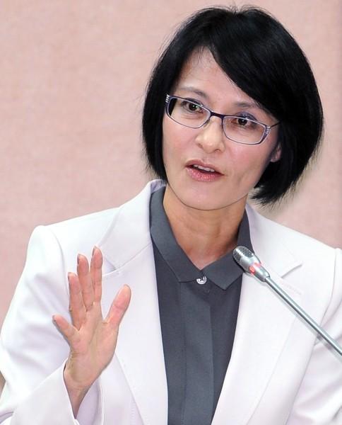 外交部次長史亞平強調,邀請函不論是尊稱、頭銜、邀請函內容都沒有矮化內容。(記者張嘉明攝)