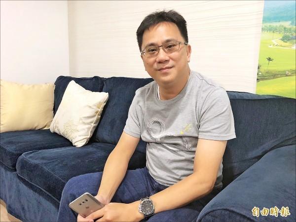網購達人「486先生」陳延昶,日前捐出1000萬給「台大兒童健康基金會」,希望幫助台灣罕病、重症的孩童。(資料照)