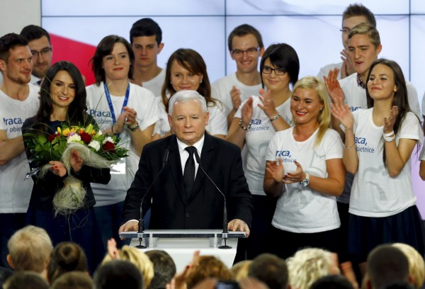 波蘭國會大變天 在野黨贏得過半席次