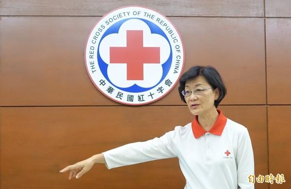 對於最近因花蓮善款備受網友抨擊,紅十字會長王清峰感到很委屈。(資料照)