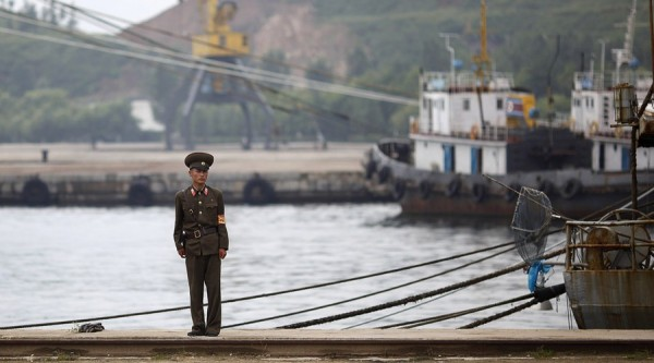 俄羅斯駐平壤大使館證實,一艘俄羅斯船隻遭北韓攔截並扣押,但目前北韓尚未給出任何說明。(圖擷自《今日俄羅斯》)