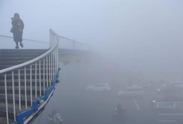 距離北京200公里遠處有座「毒氣村」,村民終年吸毒氣,許多村民都因肺癌、腦血栓死亡。(歐新社)