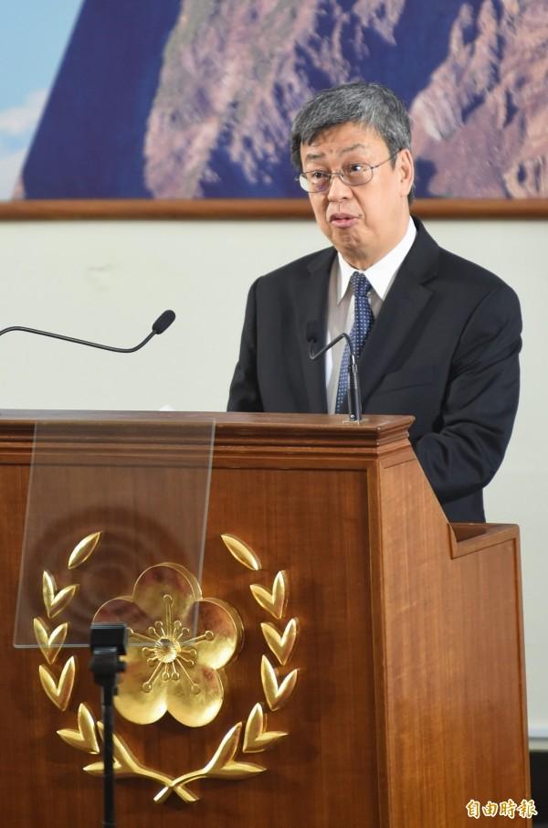 陳建仁:民調顯示過半數日人對台灣感到親切與信賴