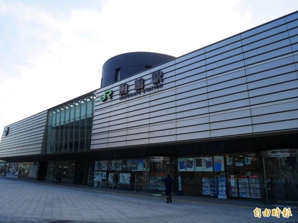 北海道目前所有特急列車行經的線路均已恢復正常營運,圖為函館車站。(即時新聞組攝)