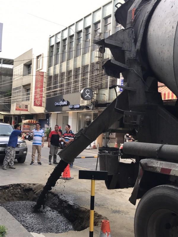 新北市淡水一名灌漿工人,早上意外墜樓,送醫後不治。圖為示意圖,與本新聞無關。(資料照)
