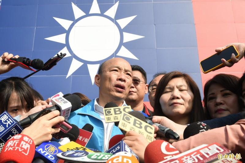 國民黨不滿李正皓、鄭佩芬接連公開發表「黑韓」言論,將2人開除黨籍。(資料照)