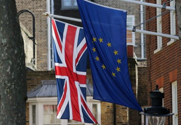 英國首相府今(20)日宣布,將於3月29日正式展開與歐盟預計為期2年的脫歐談判。(法新社)