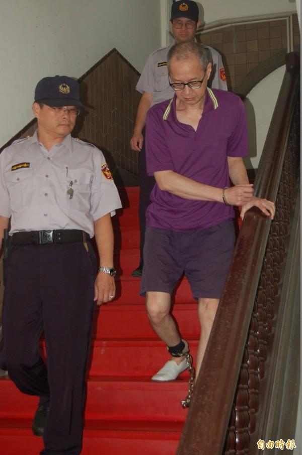 高等法院今仍判林千任無期徒刑,褫奪公權終身。可上訴。(資料照)