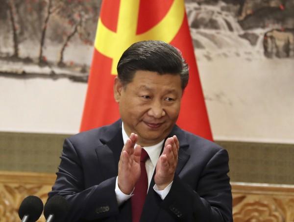 中共最近有意修憲取消國家主席任期限制,被質疑是習近平想稱帝。(美聯社)