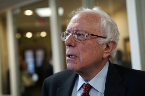 美媒《國會山報》(The Hill)稱前總統參選人桑德斯再戰2020總統大選「會大勝」。駐美紐西蘭外交官貝瑞斯福(Caroline Beresford)則表示「不可能」。(法新社)