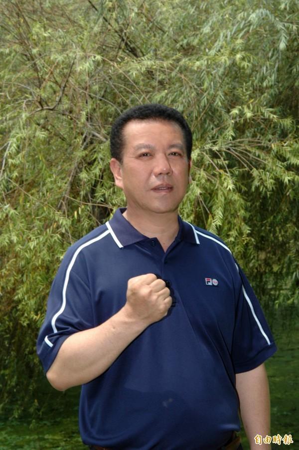 陳文科涉詐領助理公費649萬餘元被起訴。(資料照,記者王俊忠攝)