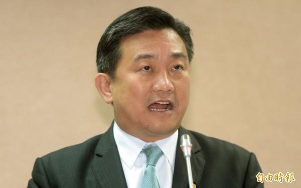 立委王定宇表示,從民調結果來看,民進黨在台北市有勝算,民進黨應該要好好思考,是不是還要採取跟上次一樣的選戰策略。(資料照,記者林正堃攝)