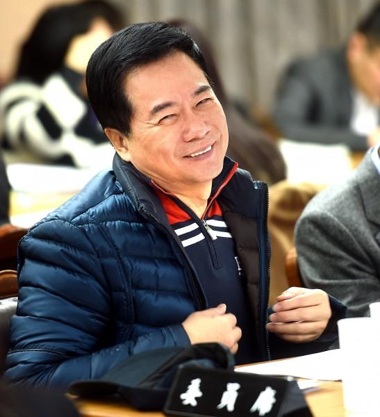蔡正元去年表示,下屆不再競選連任立委。(資料照,記者方賓照攝)