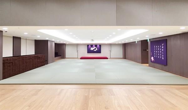 圖為佛教如來宗總部小禪堂。(圖擷取自佛教如來宗網站)