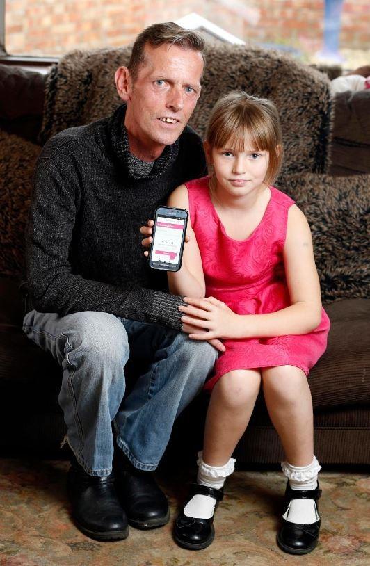 闖下大禍的蘇珊對媒體說,「我不知道我是怎麼做到的」,這名爸爸則相信女兒沒有意識到自己做了什麼。(圖擷取自太陽報)