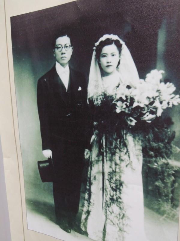 台灣菁英王育霖(左),是日至時期第一位台籍檢察官,228事件後的3月14日,27歲的他被人帶走從此下落無蹤。(資料照,記者蔡文居翻攝)