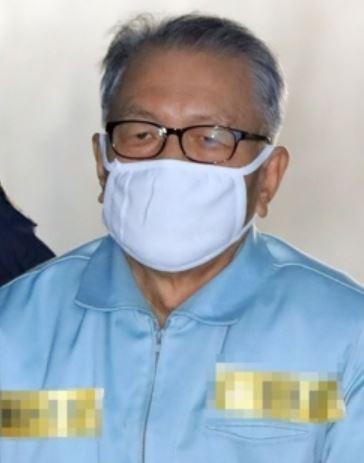 南韓朴槿惠時期的幕僚長金淇春遭判刑4年。(韓聯社)