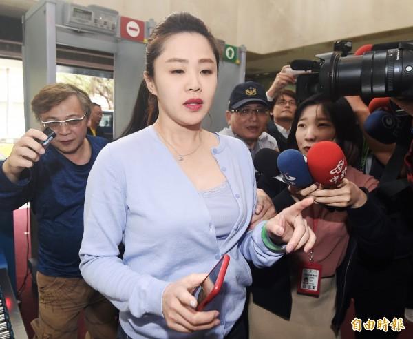 前新北市議員李婉鈺。(資料照)