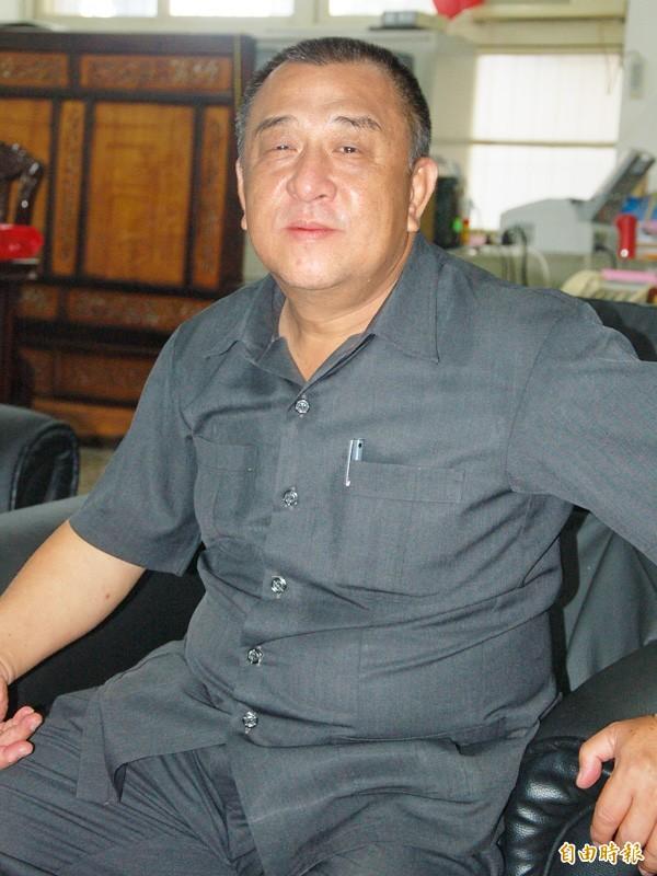 水上鄉代會主席吳培裕(見圖)遭聲押獲准。(資料照,記者吳世聰攝)