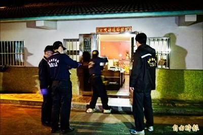 男子簡天啟涉嫌在家用斧頭砍死同居女友曾金蘭後自戕。(資料照,記者蔡宗勳攝)