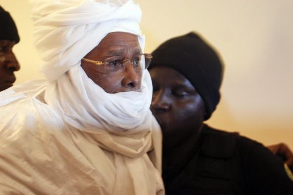 查德前總統哈布雷,30日在塞內加爾法庭遭判無期徒刑。(歐新社)
