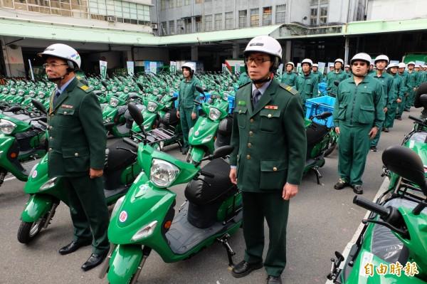 中華郵政今年大舉招考2059人,18日將舉行筆試,但今年共2.9萬人報名,與往年相比相對減少,錄取率也大增為7%,創近4年新高。(資料照)