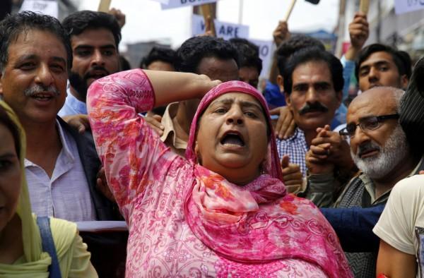 印度性侵猖獗,敦卡近日又傳出一起駭人聽聞的性侵案。示意圖與本文無關。(歐新社,)