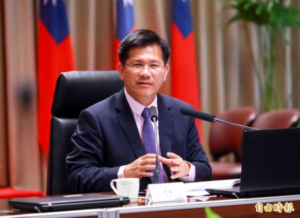 台中市長林佳龍。(資料照)