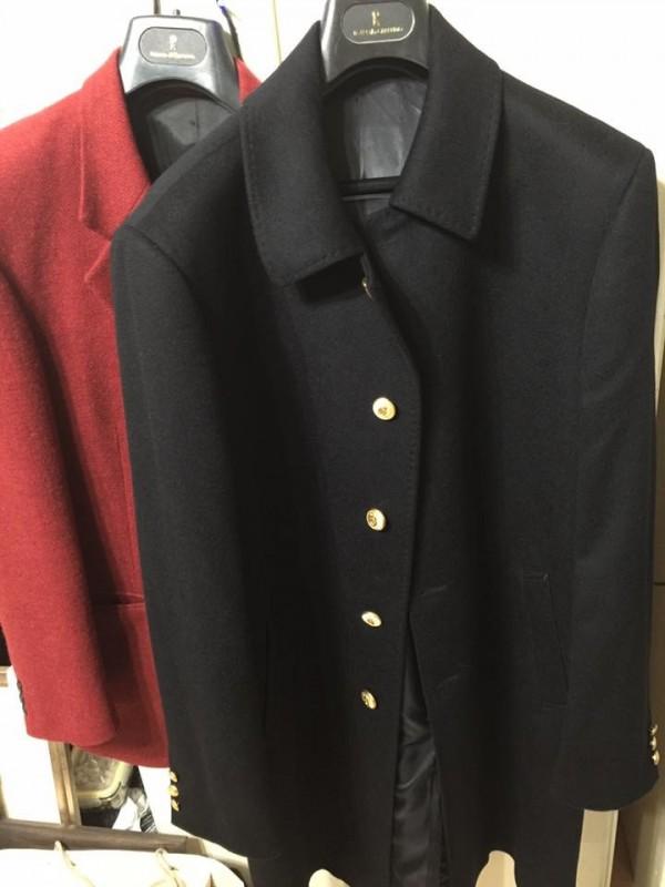 傅達仁透露,前往瑞士的日期已定,將穿上自己當年報氣象的紅西裝。(擷取自臉書)