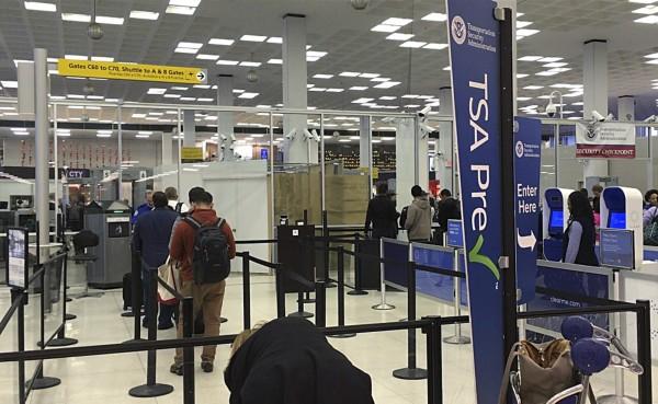 北韓代表團在紐約甘迺迪機場,被美方攔截外交郵件,對此北韓直斥美國是無法無天的流氓。圖為甘迺迪機場示意圖。(美聯社)