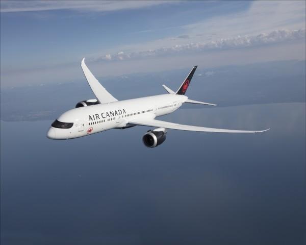 為抗議加拿大航空(Air Canada)官網將「台灣」改為「中國」,加台會號召全球所有台灣同鄉會會員及親朋好友,拒搭加航。(加航提供)