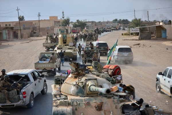 伊拉克最後重要據點被奪 IS窮途末路