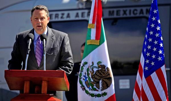 美國駐巴拿馬大使菲利(John Feeley)表示,他不願在川普底下做事,因此決定請辭。(路透)