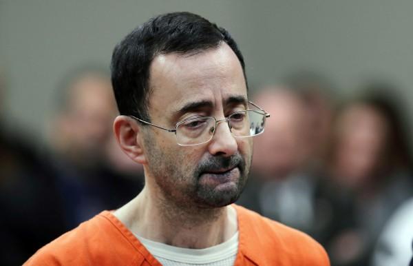 54歲的美國體操國家隊前隊醫納薩爾(Larry Nassar),涉嫌性侵運動員達20年,人數高達332名。(美聯社資料照)